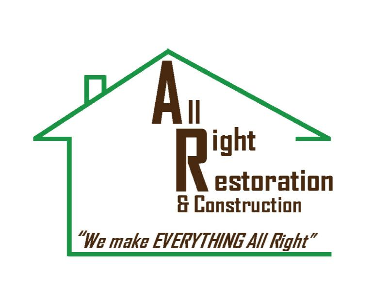 All Right Restoration and Construction, a full service restoration contractor